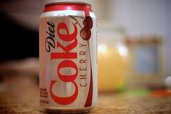 Diet Cherry Coke