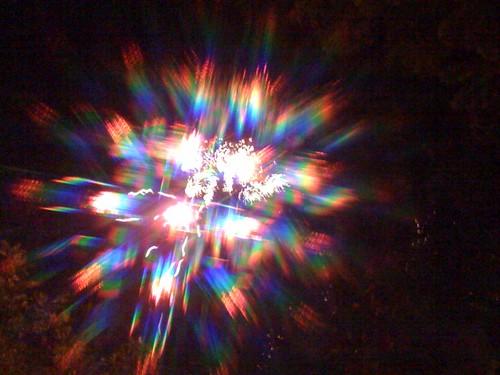 Life: Santa Monica Fireworks!