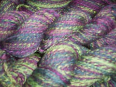 purple-green merino-soy