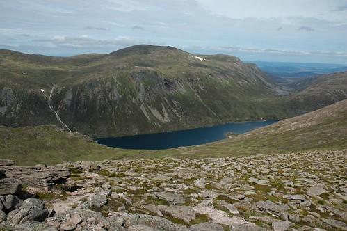 Cairn Gorm and Loch Avon