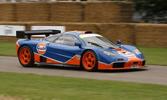 Mclaren bmw F1 gtr Goodwood Festival of speed 2008 (richebets) Tags: festival speed gulf f1 mclaren porsche 2008 goodwood festivalofspeed mclarenf1