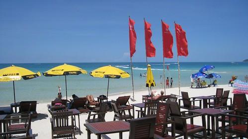 Beautiful Chaweng Beach, Koh Samui