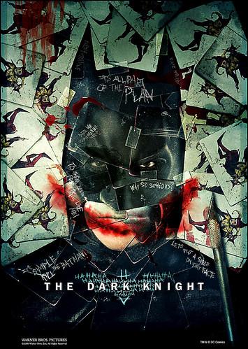 Poster Batman Coringado