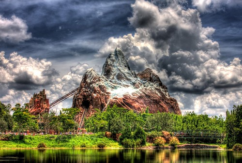 Expedition Everest - nickel.media