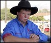 Burn Survivor and Bull Rider Mike Hough @ the All-Bulls Rodeo