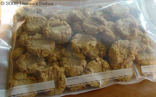 Operation Baking Gals: Gluten Free Peanut Butter Cookies