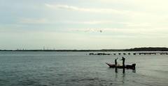pescadores de mi pueblo (Marife >>>) Tags: lago pescadores lospuertosdealtagracia