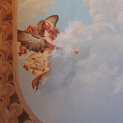 "Baroque Ceiling Mural • <a style=""font-size:0.8em;"" href=""http://www.flickr.com/photos/55747300@N00/2725785316/"" target=""_blank"">View on Flickr</a>"