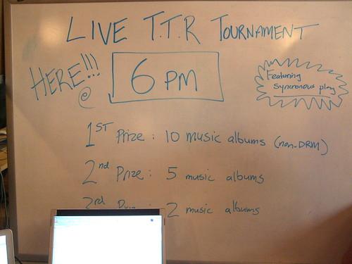 Tap Tap Revenge tournament