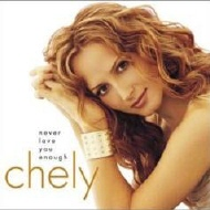 Chely Wright - Never Love You Enough (2001) [CD cover]