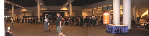 Denvention 3 Registration Lines