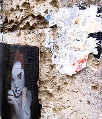 childhood (cardboard - free art) (asboluv) Tags: london childhood stencil cardboard shorditch freeart asboluv