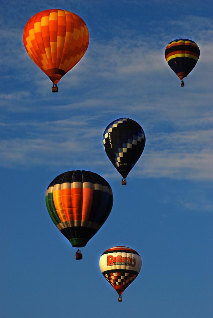 Baton Rouge Balloon Festival