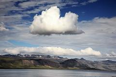 Snæfellsnes (Pezti) Tags: blue snow mountains color clouds canon landscape eos iceland explore 5d f28 ísland snæfellsnes búðir snjór pétur 70200mm ský litir fjöll explored blár kristjánsson landsslag péturgeirkristjánsson pezti