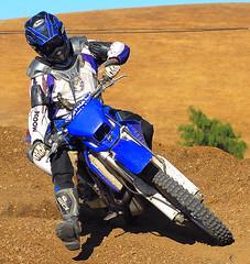JBS_017800001f20 (buffalo_jbs01) Tags: andy metcalf motorcycle yamaha d200 sbr wr450f wr450