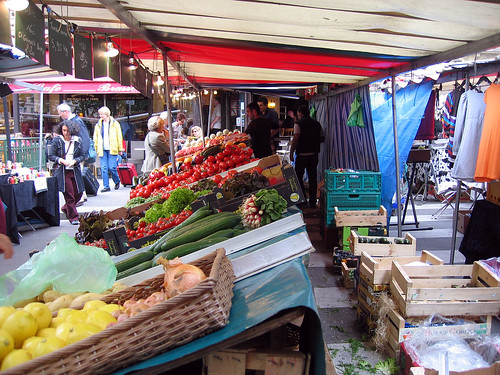 Place Maubert Market