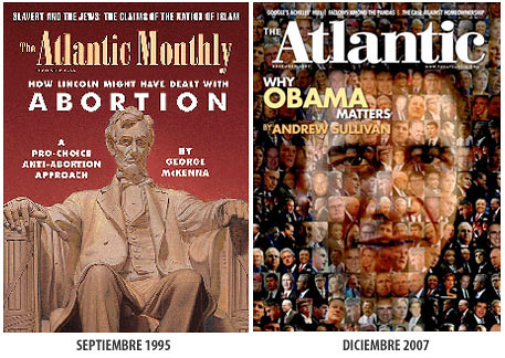 portadas de The Atlantic Monthly