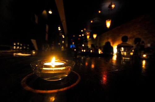 SolarCrash - candle