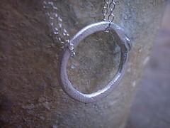 Oceanus (bbel-uk) Tags: ocean sea nature silver necklace snake jewellery serpent jewelery pendant seasnake oceanus bbel