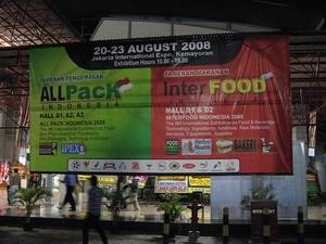 Sayonara Interfood 2008