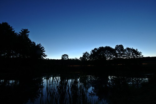 Early Morning At The Pond (by john_brainard)