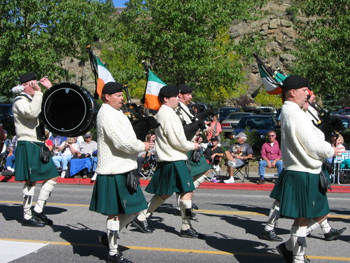 Long Peak Scottish/Irish Highland Festival
