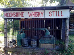 Moonshine Whisky Still