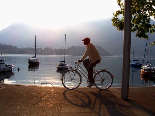Adelgazar con ciclismo