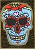 Skull ATC (by beckydjd)