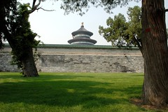 temple garden (kashmut) Tags: temple heaven beijing