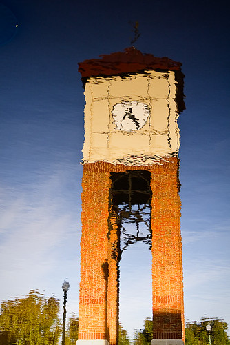 Peoria Clock Tower