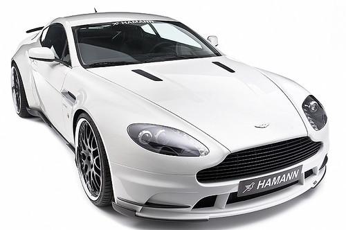 Hamann Aston Martin V8 Vantage pics