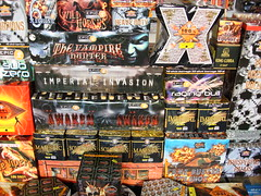 H D & Q - The Best Quality Available in the UK (EpicFireworks) Tags: light colour fireworks guyfawkes firework burst pyro sparks 13g epic barrage pyrotechnics ignition
