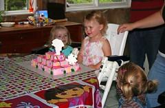 Dora cake!
