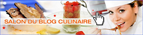 1er salon du blog culinaire