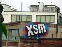 XSM Boston Street Graffiti