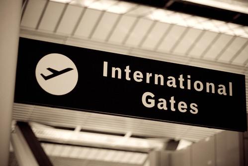 Ninoy Aquino International Airport, Internaltional Gate
