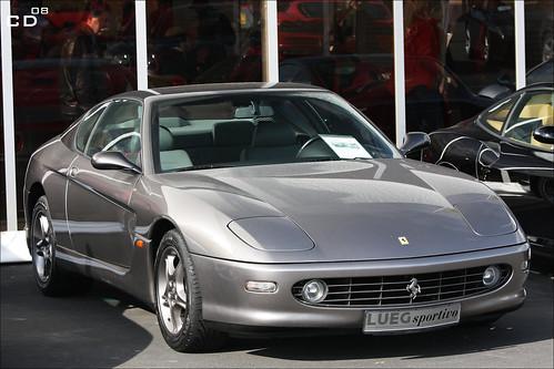 2010 Ferrari 456M GT Scaglietti photo - 1