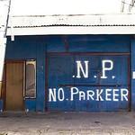 No Parkeer