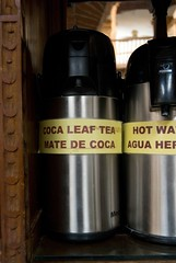 coca tea dispenser