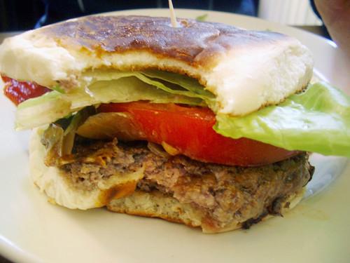 kobe burger @ zaitzeff