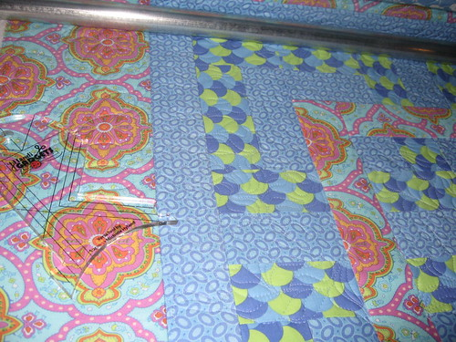 on the quilter! by you.