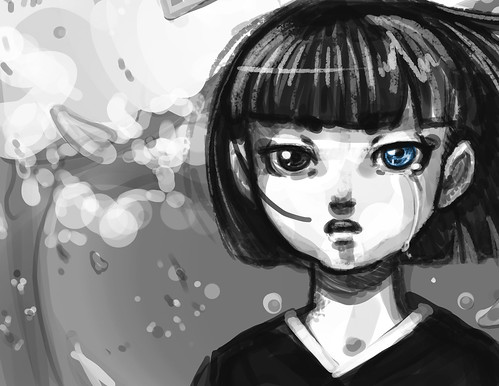 Sachiko Sketch