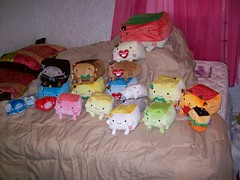 Tofu Collection ( Veronica ) Tags: hellokitty plush sanrio kawaii tokidoki sanx hannaritofu