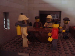 Scene1 13 (Skinny Boy) Tags: lego odd gasmasks postapoc