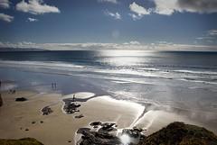 Pismo Beach 2 (Tonym1) Tags: ocean sky water sand rocks pismobeach