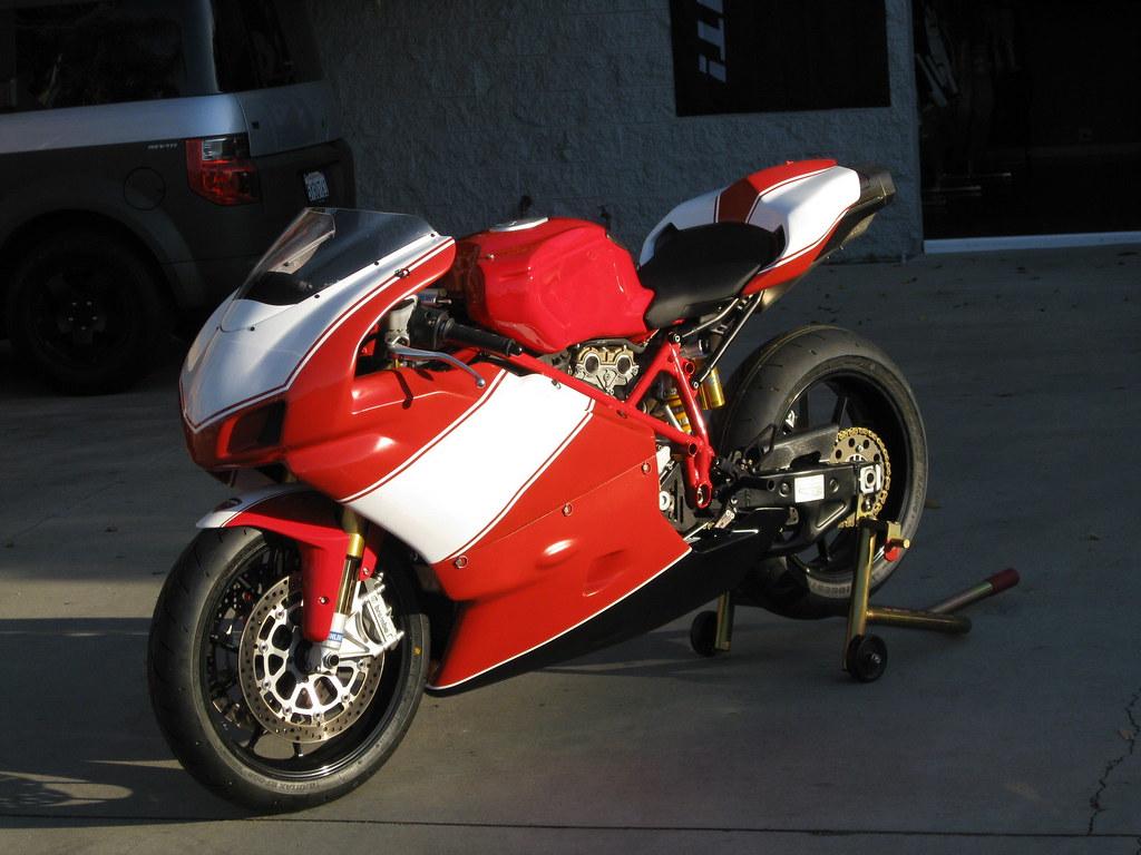 2005 Ducati 749r Track Bike
