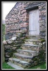 Barn door (maelstrom4ever) Tags: barn fdsflickrtoys lakedistrict olympus slate thelakes buttermere barndoor sp510uz maelstrom4ever
