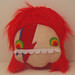 ZIGGY STARDUST MONSTER PILLOW
