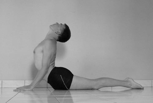 the cobra pose  bhujangasana beneficial for cervical